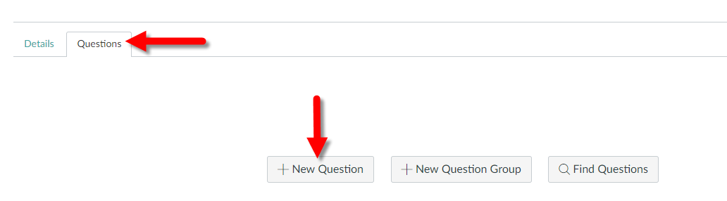 Image with an arrow pointing to questions and new questions
