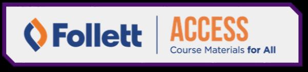 Follett Access Course materials for all logo
