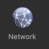 Image of the network icon